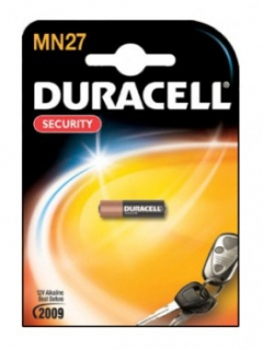 Батарейка Duracell MN27 B1 Security 12V Alkaline