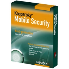 Антивирус Kaspersky Security для мобильных устройств Russian Edition. 1 year Base License