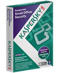 Антивирус Kaspersky Small Office Security 2 for Personal Computers Russian Edition. 5-Workstation 1 year Base License Pack