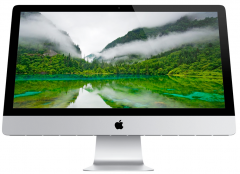 "Apple iMac 27"" quad-core i5 3.2GHz/8Gb/1TB/GeForce GT 755M 1GB"
