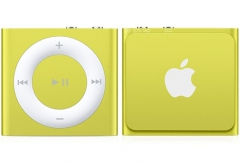 Apple iPod shuffle 2GB - Yellow