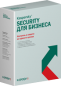Антивирус Kaspersky Endpoint Security для бизнеса – Стартовый Russian Edition. 1 year Base License